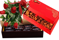 Special Fruits, Nuts and Flowers